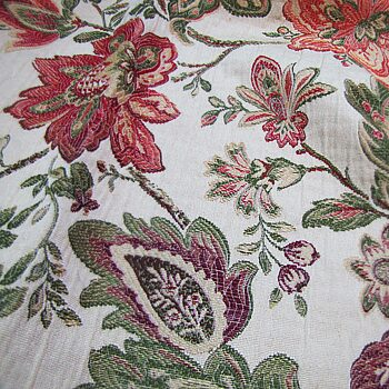 ткани с цветочным рисунком
